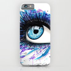 Open your eyes Slim Case iPhone 6