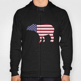 "Tapir ""American Flag"" Hoody"