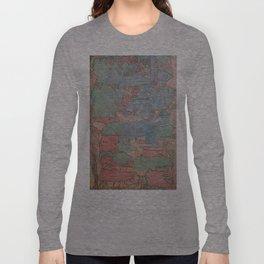 Colourfull world Long Sleeve T-shirt