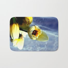 only nature is perfect Bath Mat
