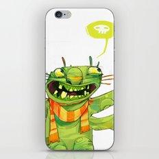 Huggs iPhone & iPod Skin