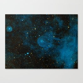 Outer Space 2 Canvas Print