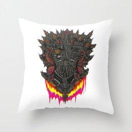 Ab-Initio Throw Pillow