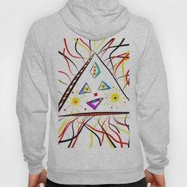 Trina Triangle Hoody