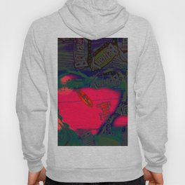 With All my Heart Remix Hoody