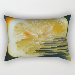 Lemony Good V.2 Rectangular Pillow