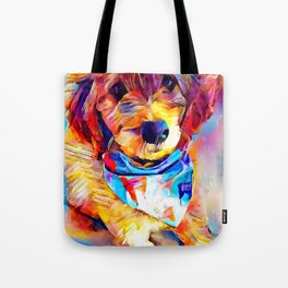 Goldendoodle Tote Bag