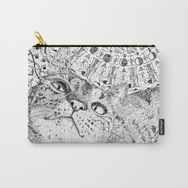 Mandala008 Carry-All Pouch
