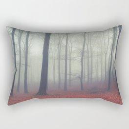 Sound of Fog Rectangular Pillow