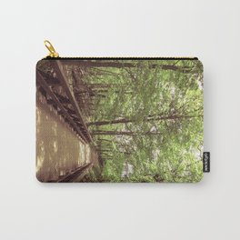 Spring Forest 10 Carry-All Pouch