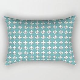 Aqua?1 Rectangular Pillow