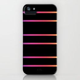 moderne 1 iPhone Case