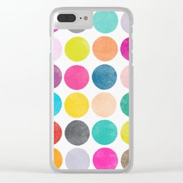 colorplay 15 Clear iPhone Case