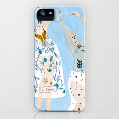 ChristianDior Dancers Slim Case iPhone SE