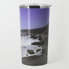 Purple Haze (Garrapata State Park) Travel Mug