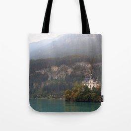 House on the Lake Tote Bag