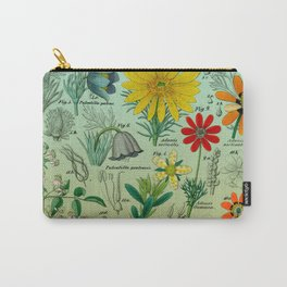Garden Botanical Carry-All Pouch