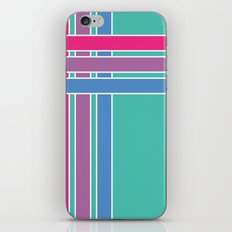 Step in Line iPhone & iPod Skin