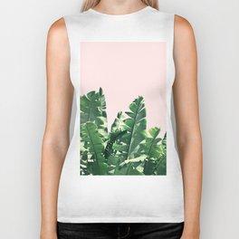 Jungle palms Biker Tank