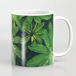 Floral Foliage Coffee Mug