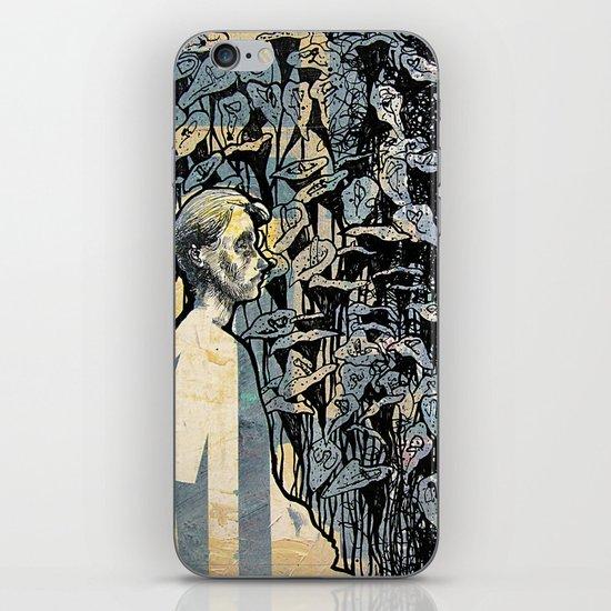 Gaze iPhone & iPod Skin