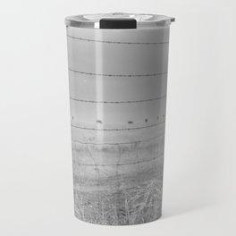 Fenced In Westward Travel Mug