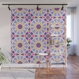 geometic pattern Wall Mural