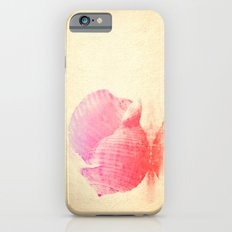 Pink Seashell iPhone 6s Slim Case