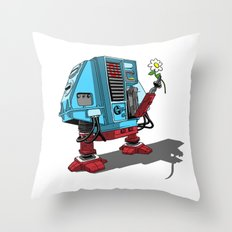 Love what you have before its gone Throw Pillow
