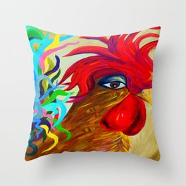 Just Plain Silly 2! Throw Pillow