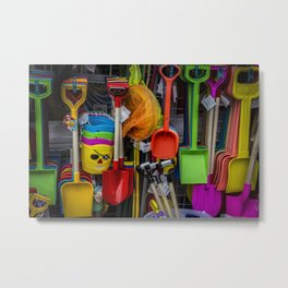 The Colour of Childhood Metal Print