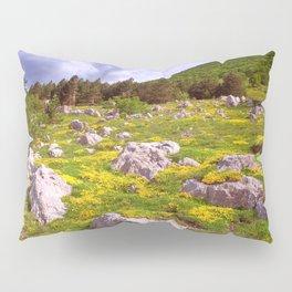 Spring On Velebit Pillow Sham