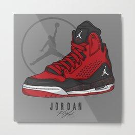 Jordan Flight SC-3 Metal Print