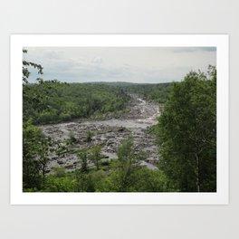 Jay Cooke - Saint Louis River Valley Art Print