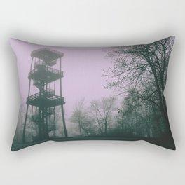 eagle tower Rectangular Pillow