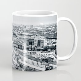 City of Hamburg from the Top of St. Michael's Church Coffee Mug