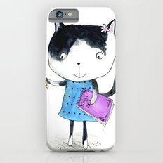 Creative Mono Cat  Slim Case iPhone 6s