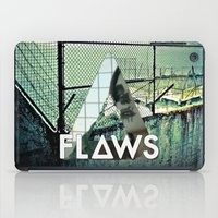 bastille iPad Cases featuring Bastille - Flaws by Thafrayer