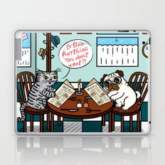 Is There Anything You Don't Want Laptop & iPad Skin