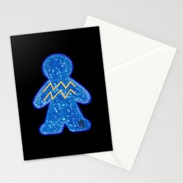 AQUARIUS Stationery Cards