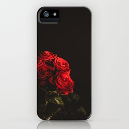 Fine Art Photography Print -  English Rose iPhone Case