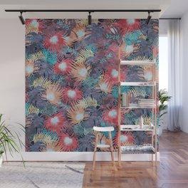 Tropical Leaves #04 Wall Mural