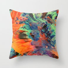 untitled* Throw Pillow