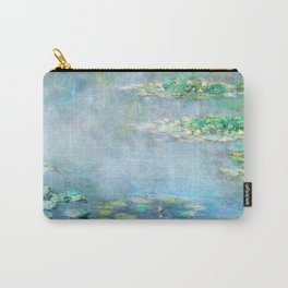 water liliesMonet Water Lilies / Nymphéas 1906 Carry-All Pouch