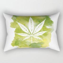 One Love: Fern Rectangular Pillow