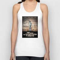 religious Tank Tops featuring Battle For Religious Liberty by politics