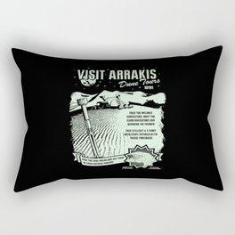 visit arrakis Rectangular Pillow