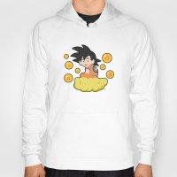 goku Hoodies featuring Goku by CmOrigins