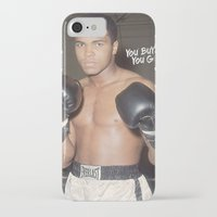 ali gulec iPhone & iPod Cases featuring Ali #1 by YBYG