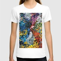 xmen T-shirts featuring The XMen by MelissaMoffatCollage